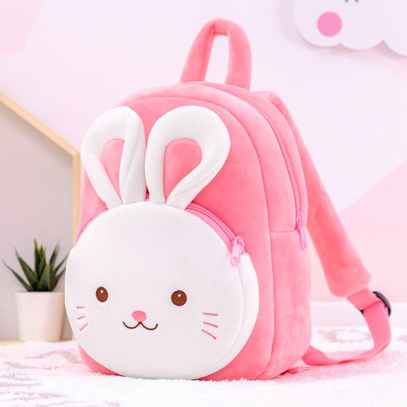 Gloveleya plush backpacks Keppel rabbit backpack cute bags for kids cartoon backpack Keppel bag girls backpack
